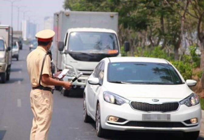 Bảo hiểm ô tô hết hạn phạt bao nhiêu