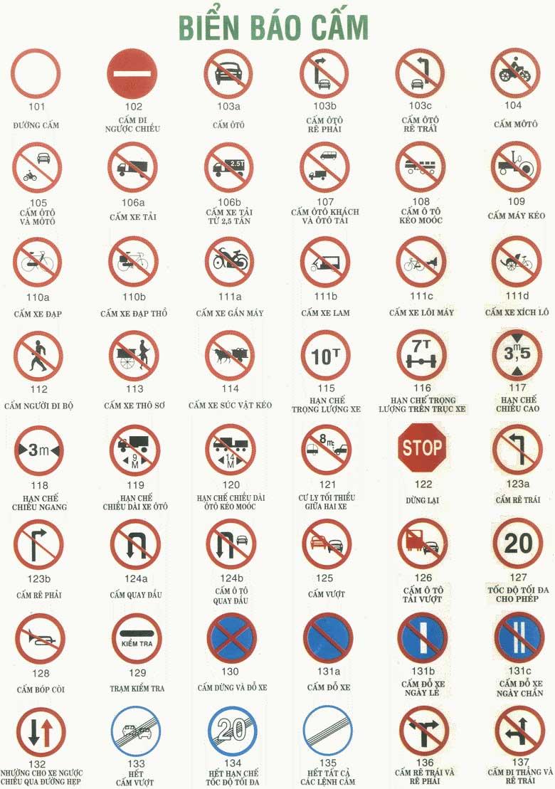 Nắm vững luật giao thông đường bộ