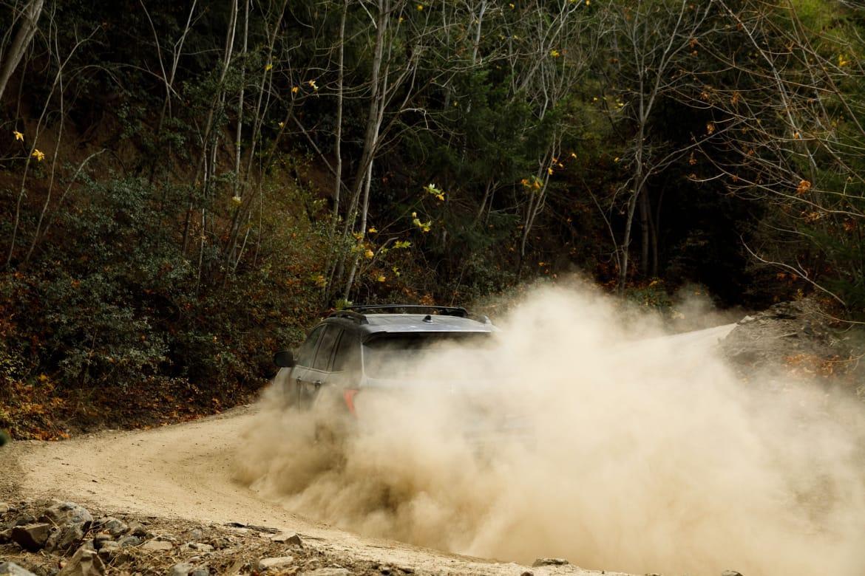 LX 570 2019 mẫu SUV được chạy bán tại Mỹ