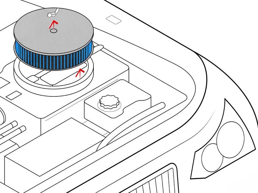 Cách chỉnh bộ chế hòa khí ô tô chuẩn kỹ thuật