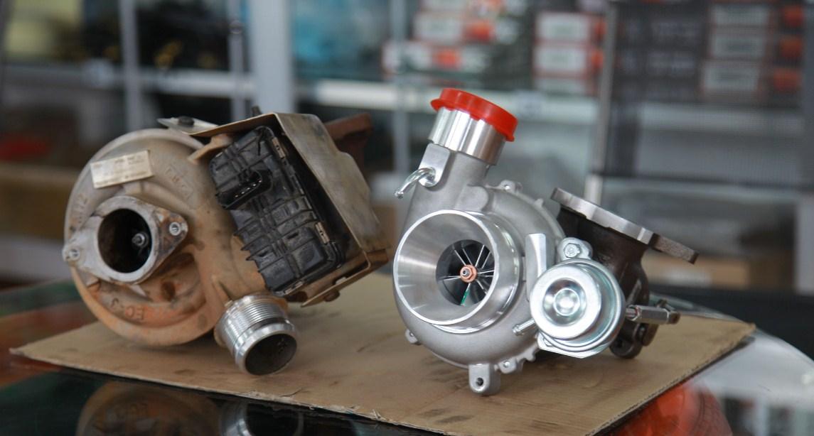 Nguyên nhân gây ra hiện tượng hỏng động cơ Turbo tăng áp