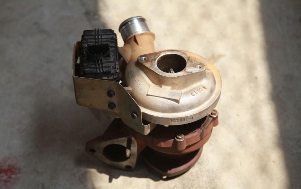Chu kỳ nên thay động cơ turbo tăng áp