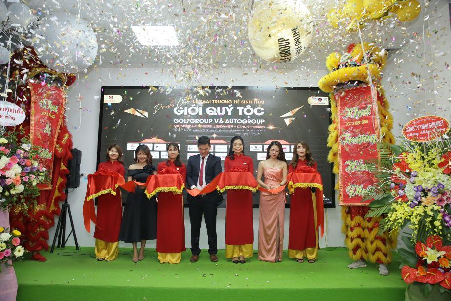 Thế giới Lexus , Autogroup - Tưng bừng khai trương showroom 3 trong 1 tại 30 Phạm Văn Đồng