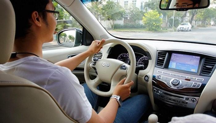 Phải kiên nhẫn khi thực hiện kỹ thuật lái xe trong thành phố