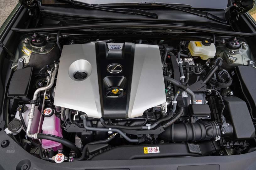 động cơ trang bị Lexus ES300h