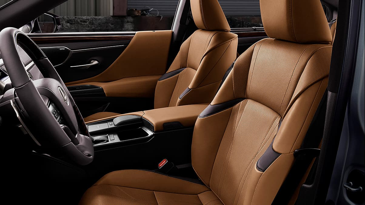 nội thất Lexus ES300h