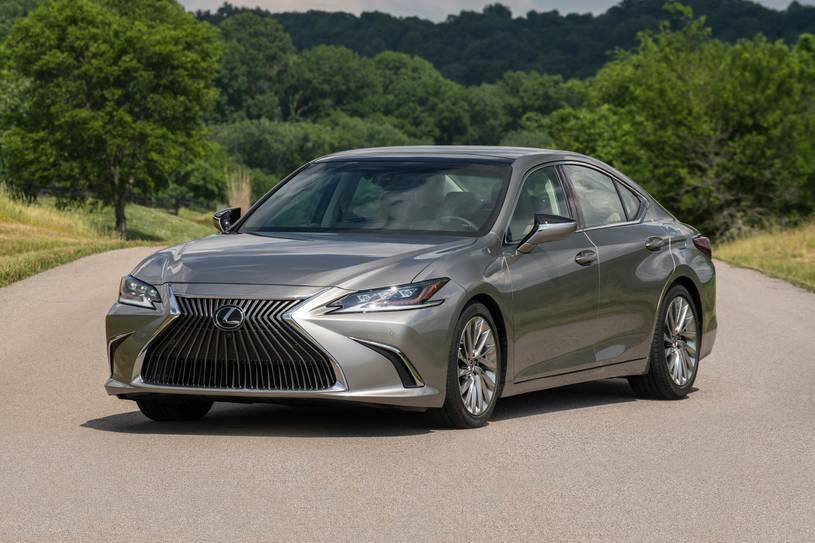 Đánh giá xe Lexus ES 350 2019