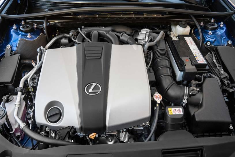 động cơ V6 của ES350 2019