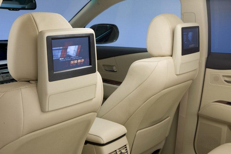 Xe Lexus RX350 đời 2010: hàng ngon giá chỉ 1,5 tỷ đồng