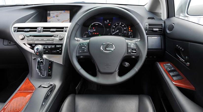 Lexus RX 450h cũ đời 2009