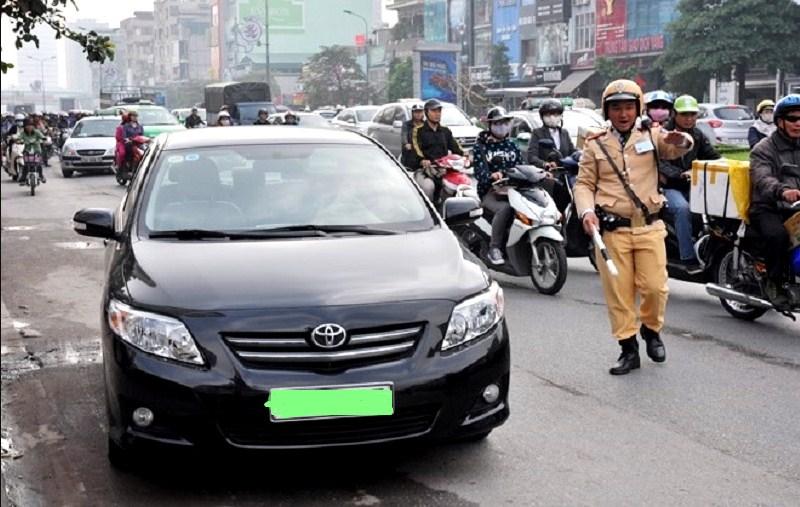 Tổng hợp 5 lỗi vi phạm giao thông ô tô dễ bị mắc phải nhất