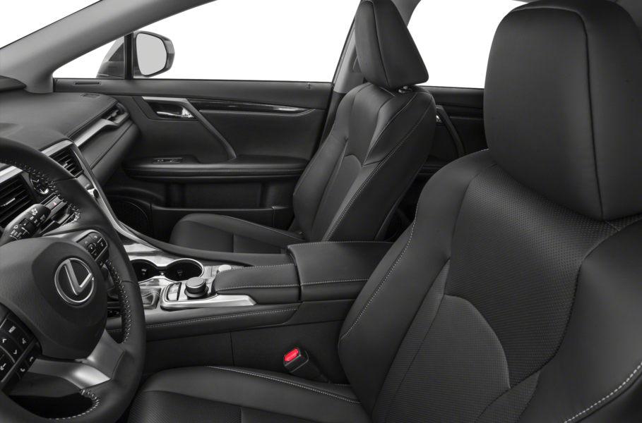ghế ngồi rộng rãi điều chỉnh 10 hương RX350