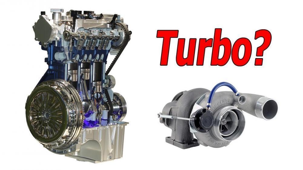 Động cơ Turbo tăng áp là gì?