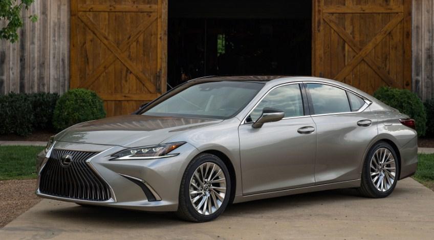 Xe sang Lexus ES 2019