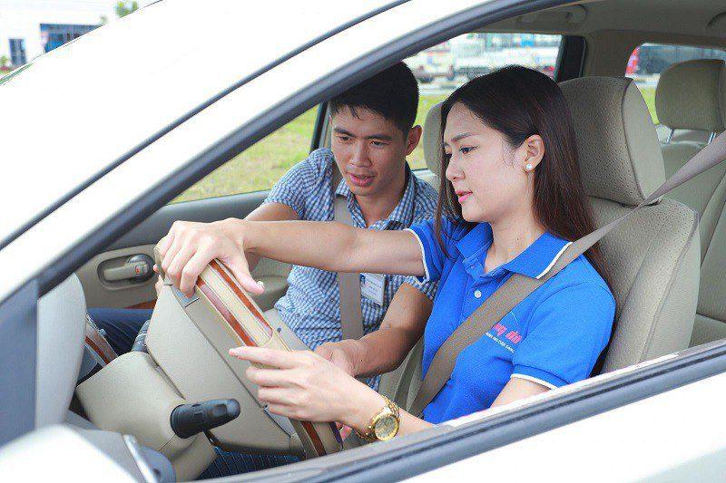 Hướng dẫn học lái xe B1 rất đơn giản