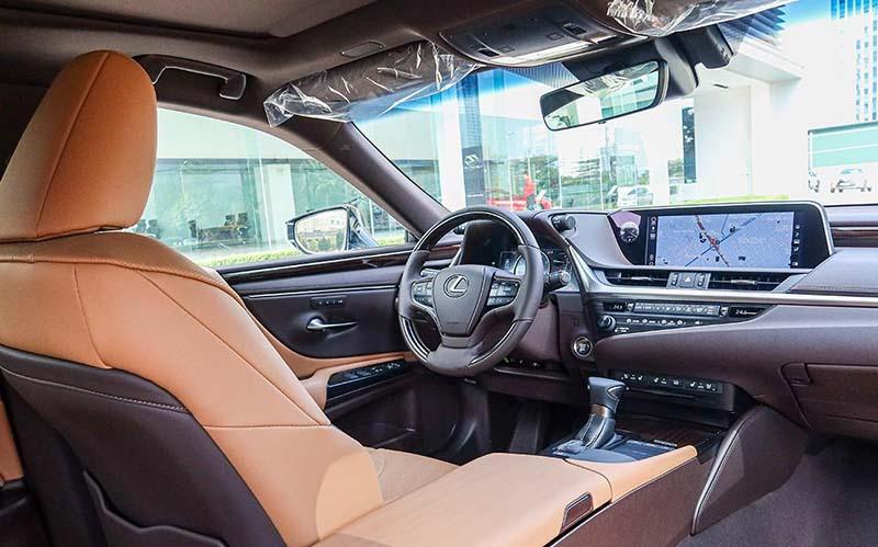 Phiên bản mới nhất của xe có hệ thống an toàn LSS +2.0