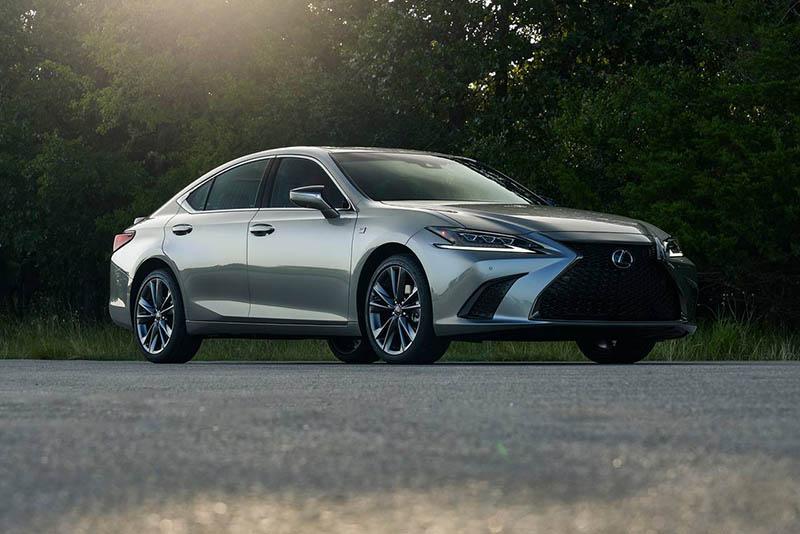 Hình ảnh xe Lexus 2021