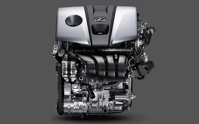 Lexus ES 250 và ES 300h đều trang bị động cùng một loại động cơ
