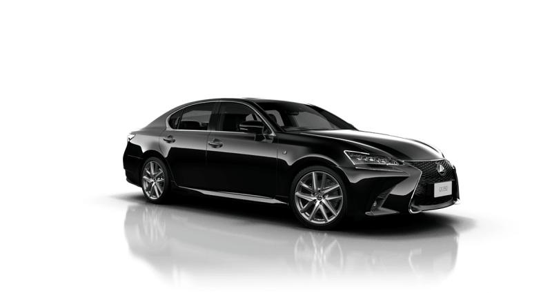 Lexus GS mang dáng vẻ trẻ trung nhưng không kém phần sang trọng
