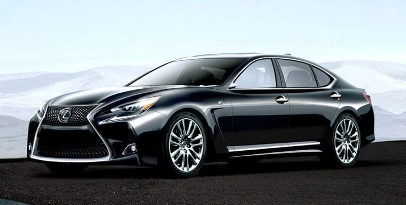 Lexus GS 300 màu đen