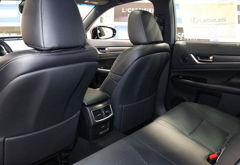 Xe Lexus GS 350 được trang bị những tiện ích hiện đại đảm bảo hành khác có cảm giác thoải mái nhất