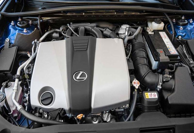 Động cơ Lexus GS 350 được trang bị những công nghệ tiên tiến nhất