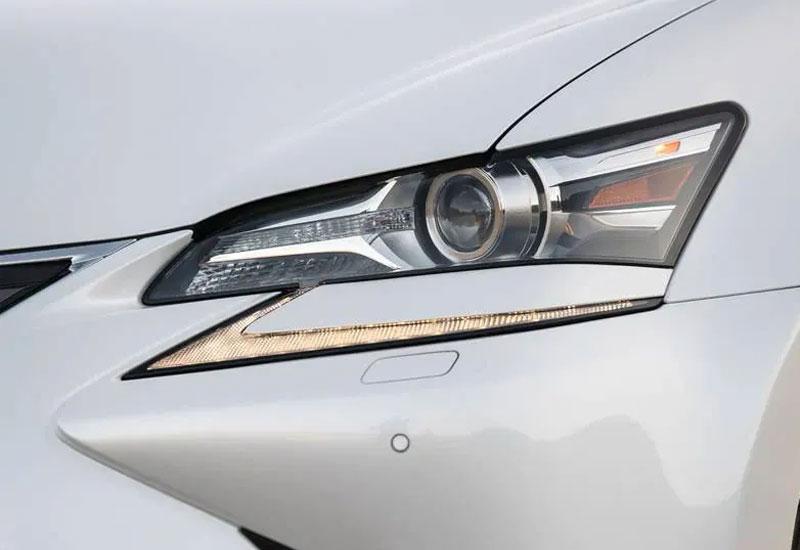 Hình ảnh đèn LED của xe Lexus GS 350