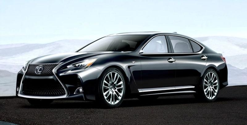Dòng xe Lexus GS được trang bị đầy đủ các tính năng an toàn hiện đại