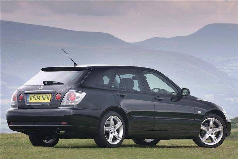 Mẫu xe Lexus IS 200 SportCross Sport (2001 - 2005)