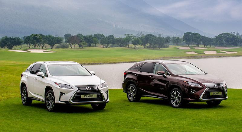 Xe Lexus đời mới luôn được cải tiến để đảm bảo tính năng vượt trội