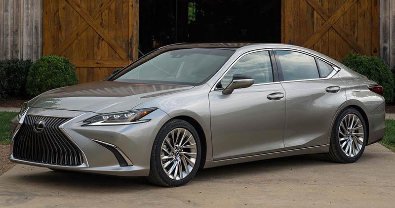 Lexus ES250 phiên bản 2016