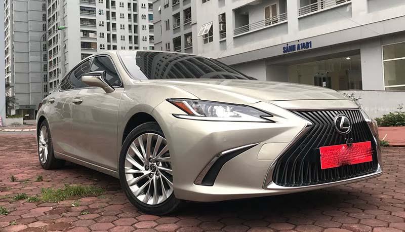 Thẩm định Lexus ES 250 cũ cần quan tâm tới những yếu tố nào?