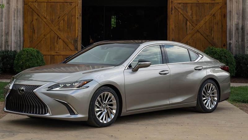 Lexus ES 350 đời 2019