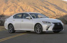 Thông tin xe Lexus GS 350 2021: Bảng giá lăn bánh và đánh giá xe