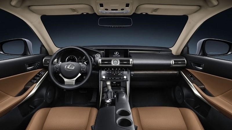 Nội thất của xe được trang bị đầy đủ với những tính năng hiện đại