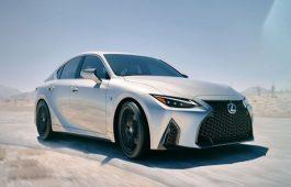 Cập nhật bảng giá về mẫu xe Lexus IS350 mới nhất năm 2021