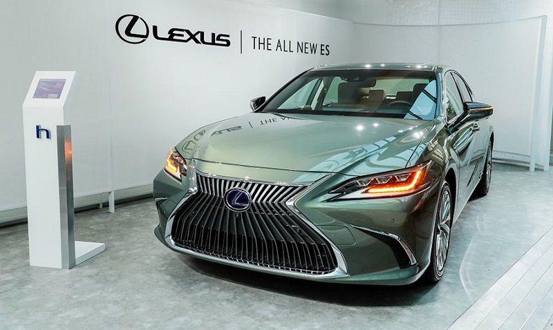Lexus LS500h 2020 - Lâu đài di động mang đẳng cấp doanh nhân