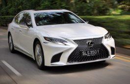 Lexus LS 350: Bảng giá, thông số cơ bản và đánh giá tổng quan