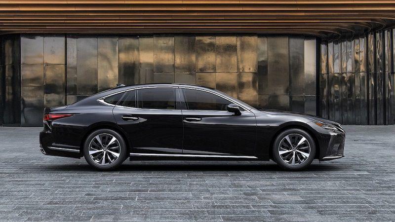 Lexus LS 2021 mang diện mạo bóng bẩy, đẳng cấp và thời thượng