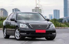Lexus LS 430 - Bảng giá, thông số cơ bản và đánh giá tổng quan