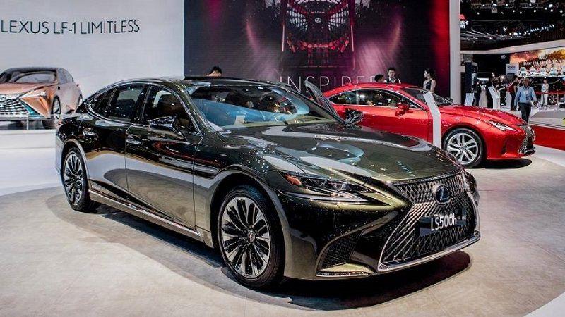 Lexus LS500h 2020 - Phiên bản giới hạn kỉ niệm 30 của dòng sedan hạng sang cỡ lớn
