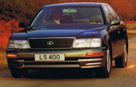 Bảng Giá Lexus LS400 - Mẫu Xe Sang Đồ Cổ Không Nên Bỏ Qua