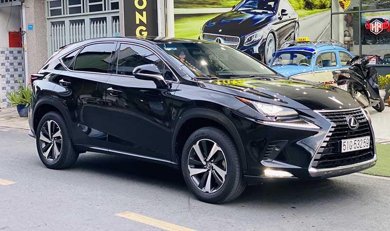 Lexus NX300 đời 2019