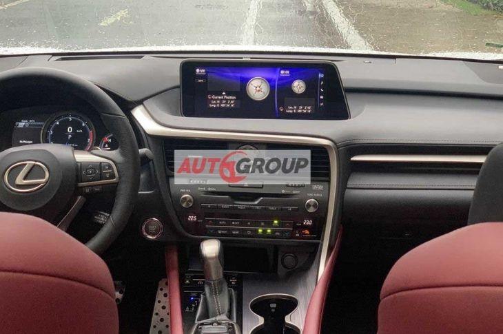 Đây là một phiên bản Lexus được đánh giá cao về khả năng vận hành linh hoạt trên nhiều dạng địa hình